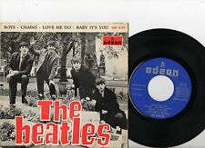 BEATLES EP PS Love Me Do Spain DSOE 16.574 very rare UNIQUE early Spanish cover