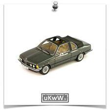 Neo 1/43 - Bmw 323i cabriolet Baur 1979 gris foncé métallisé