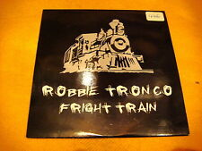 Cardsleeve Scd Robbie Tronco Fright Train 2TR 1998 dance