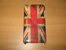 Retro England Flag Hard Cover Case for iPod Touch 4th Gen New Flag Case