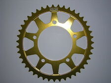 Aprilia RSV1000 MIlle 98-10 46T 525 Talon Alloy Gold Anodised Rear Sprocket (