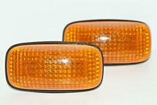 Side Markers Lights Left + Right Pair Fits NISSAN Primera 1996-2001