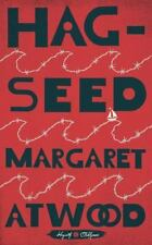 Hag-Seed (Hogarth Shakespeare) by Atwood, Margaret