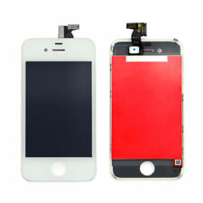 iPhone 4 4G Display Touchscreen LCD Touch Front Glas Komplett Weiß