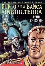 Dvd Furto Alla Banca D'Inghilterra - (1960)  ** A&R Productions ** .......NUOVO