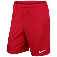 Nike Park II Knit Short NB L rojo
