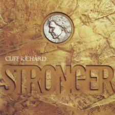 CLIFF RICHARD - STRONGER 1989 UK CD