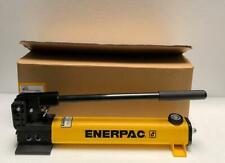 ENERPAC P392 HYDRAULIC HAND PUMP 2-SPEED 700 BAR/10,000 PSI NEW