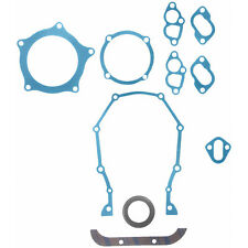 Big Block Mopar 383 400 440 Engine Timing Cover Gasket Set Fel-Pro TCS-12460-2