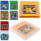 Pokemon Game Card Game Boy Color for Nintendo GBC GBA GB SP Game Console Hot