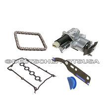 AUDI A4 TT 1.8T CAM SHAFT TIMING CHAIN TENSIONER 058109088K SOLENOID GASKET KIT