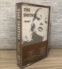 The Smiths Rank Album Cassette Morrissey Johnny Marr