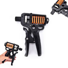 Adjustable Hand Grip Strengthener Trainer Hand Gym Power Exerciser Gripper