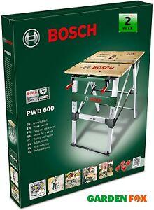 new - Bosch PWB 600 - WORK BENCH - 0603B05200 3165140612272 ,