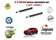 FOR MAZDA CX5 CX-5 2011 > NEW 2X REAR LEFT RIGHT SHOCK ABSORBER SHOCKER SET