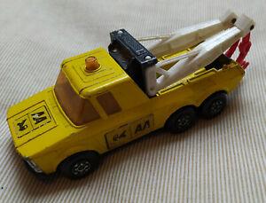 Lesney Matchbox Super Kings, Pick Up Truck, K-6/11