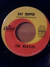The Beatles  -45-  Capitol 5555 - Day Tripper & We Can Work It Out VG