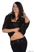 Women's Wear Chic Jumper Cardigan Pullover Top UK size 8-10