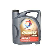 Motoröl TOTAL Quartz 9000 5W40, 5 Liter