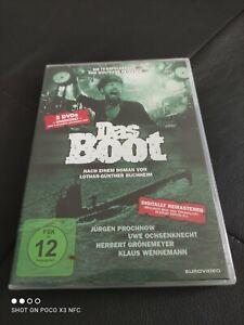 Das Boot - Die Fernsehserie [2 DVDs] (DVD, 2004)