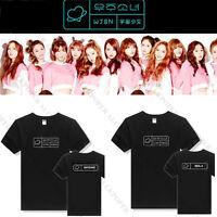 Kpop WJSN T-shirt Cosmic Girls Tshirt Unisex Tee Tops BONA DAWON Cotton