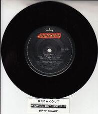 "SWING OUT SISTER Breakout 7"" 45rpm vinyl record + juke box title strip BRAND NEW"