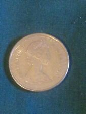 1988 Canada 5 Cents Circulated