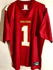 Adidas NCAA Jersey Iowa State Cyclones #1 Red sz L
