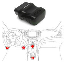 OBD2 Car Code Reader Diagnostic Scanner Tool for Android IOS Windows Bluetooth