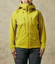 Rab Womens  Downpour alpine  Jacket Waterproof Coat uk 10