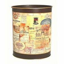 Lady Clare Waste Paper Bin Chateau Labels