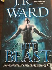 The Beast 14 by J. R. Ward (2016, Hardcover) Autographed 1st Edition