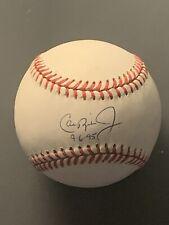 Cal Ripken Jr. Autographed Baseball OAL W/ Inscription JSA Nice/Read Description