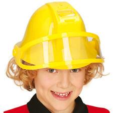Casco Pompiere Giocattolo Bambini Cappello Vigili del Fuoco con Luci e Suoni 4e8b908c1f0c