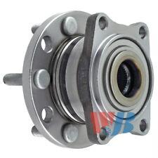 WJB WA512412 Rear Wheel Hub Bearing Assembly Interchage 512412 HA590321 BR930705