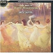 Moszkowski: Piano Music, Vol. 1, Seta Tanyel, Audio CD, New, FREE & FAST Deliver
