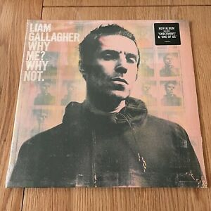 Liam Gallagher (Oasis) - Why Me? Why Not [Vinyl LP - New & Sealed]