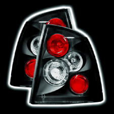 Vauxhall Astra Mk4 G 4 Door And Coupe Black Lexus Rear Back Tail Lights