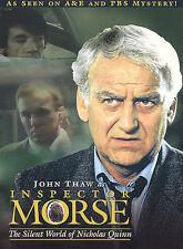 Inspector Morse - The Silent World of Nicholas Quinn, DVD, Liz Kettle, Kevin Wha