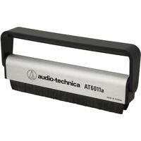 Audio-Technica AT6011a Anti-Static Record Cleaning Brush