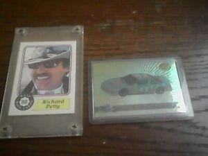 1988 MAXX Race Cards RICHARD PETTY #43 Maxx Richard Petty PSA Grade potential???