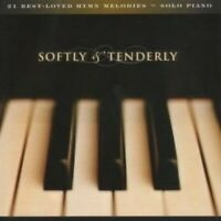Softly And Tenderly: 21 Best-Loved Hymn Melodies By - Music CD -  -   -  - Very