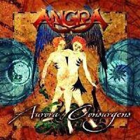 """ANGRA """"AURORA CONSURGENS"""" CD NEUWARE"""