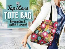H & H HANDY TOP LASS TOTE BAG