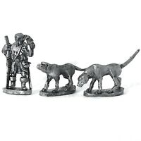 Ranger and Companions Warhammer Fantasy Armies 28mm Unpainted Wargames