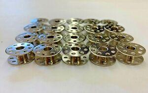 25 Bobbins For Industrial Single Needle Juki DDL-5550