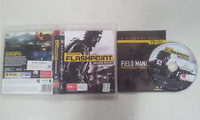 Operation Flashpoint Dragon Rising Sony PS3 Game