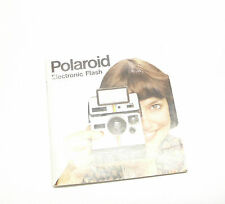 Polaroid Electronic Flash  Bedienungsanleitung