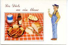 CP Recette cuisine - Les Diots au vin blanc
