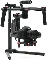 DJI Ronin M 3-Axis Brushless Gimbal Stabilizer with 2 Batteries / Hard Case